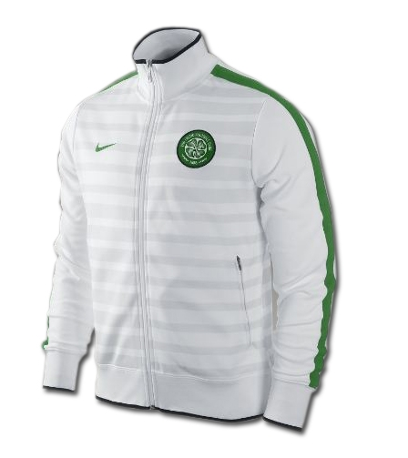 f62fe85a4a Celtic Authentic N98 Track Jacket