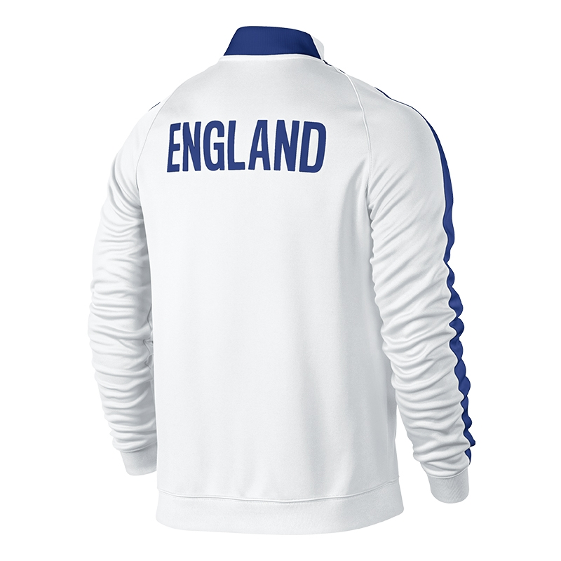 buy online 39da3 39d9e Nike England N98 Authentic Track Jacket ...