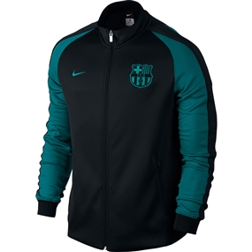 Nike FC Barcelona N98 Track Jacket '16-'17 (Black/Energy)