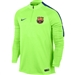 Nike FC Barcelona Drill Top (Ghost Green/Game Royal)