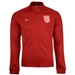 Nike USA NSW N98 Authentic Track Jacket (Gym Red/Metallic Silver)