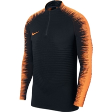 Nike VaporKnit Strike Drill Top (Black/Cone)