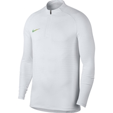Nike VaporKnit Strike Drill Top (White)