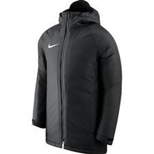 Nike Academy Winter Jacket 18 (Black/White)