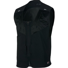 Nike F.C. Full-Zip Soccer Vest (Black/White)