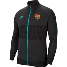 Nike FC Barcelona Jacket (Dark Smoke Grey/Cabana)