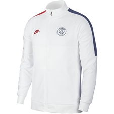 Nike PSG Jacket (White/University Red)