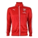 Puma Arsenal T7 Anthem Soccer Jacket (High Risk Red/White)