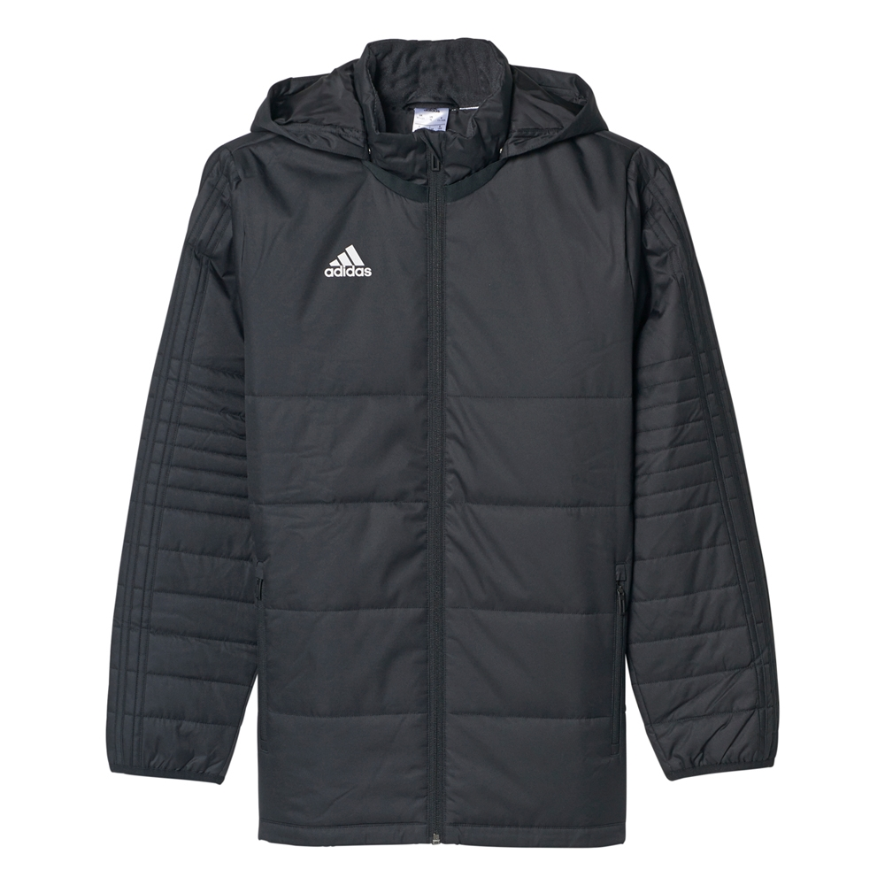 Adidas Youth Tiro 17 Winter Jacket (Black/White) | BS0047 ...