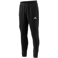 Adidas Tiro 17 Training Pants (Black/Black)