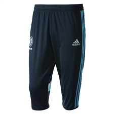 Adidas Men's Chelsea 2014 3/4 Training Pant (Dark Marine/Intense Blue/White)