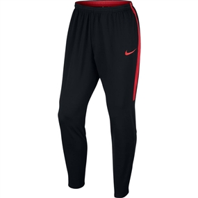 Nike Dry Academy Soccer Pants (Black/University Red)