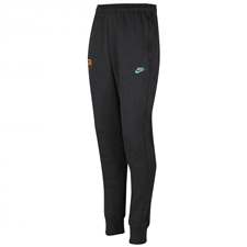 Nike FC Barcelona Fleece Pants (Anthracite/Dark Grey/Cabana)