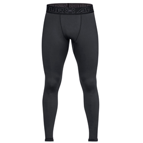 Under Armour Men's ColdGear Leggings (Black)
