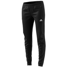 Adidas Tiro 17 Women's Training Pants (Black/Black)