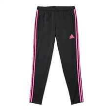Adidas Women's Tiro 13 Color-Pack Training Pants (Black/Pink)