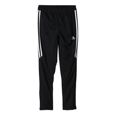 Adidas Tiro 17 Youth Training Pants (Black/White)