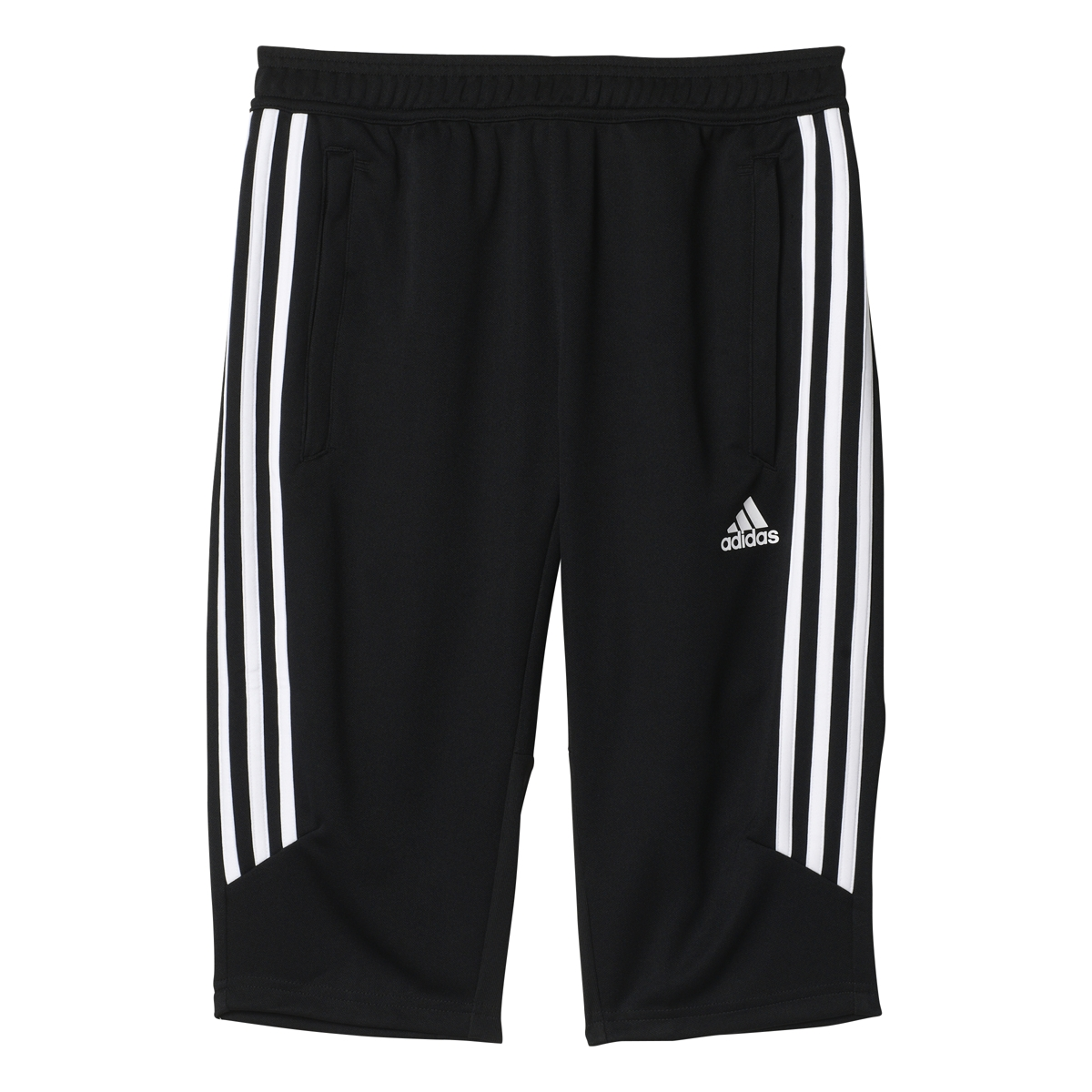 fef4872c3 Adidas Tiro 17 Youth 3/4 Training Pants (Black/White) | Adidas ...