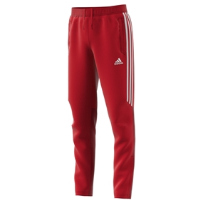 Adidas Tiro 17 Youth Training Pants (Power Red/White)