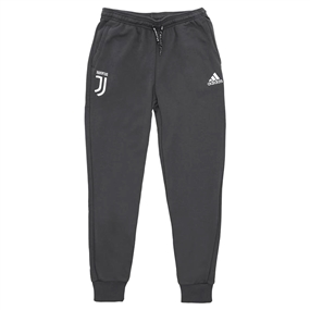 Adidas Youth Juventus Sweatpants (Dark Grey Heather/Solid Grey)