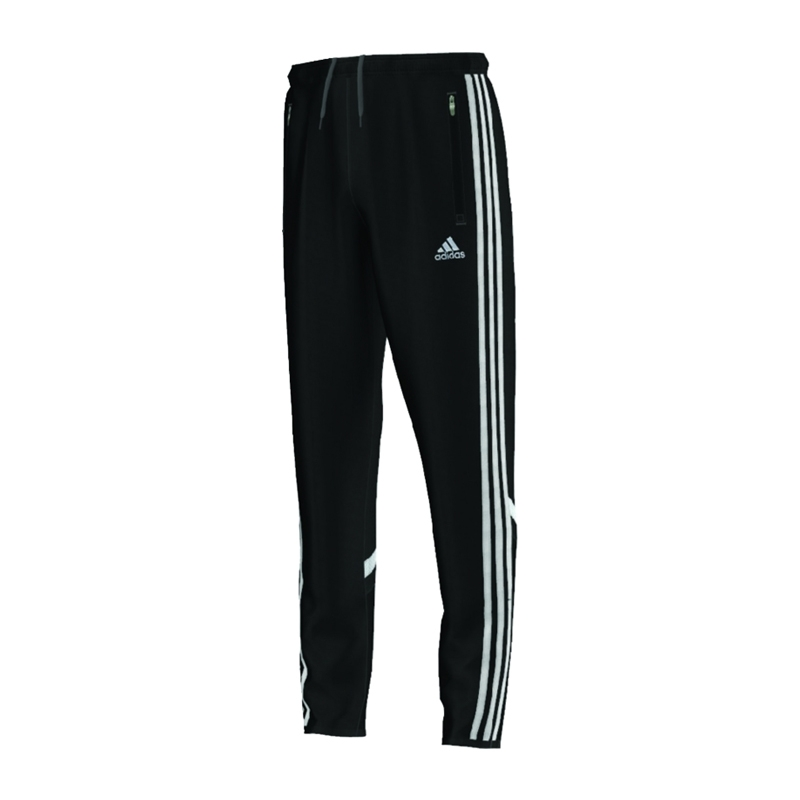 Adidas Youth Condivo 14 Training Pants (Black/White)