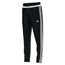 Adidas Youth Tiro 15 Training Pants (Black/White)