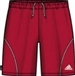 Adidas Striker Soccer Shorts (University Red/White)