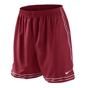 Nike Men's Classic Soccer Shorts (Varsity Red/White)