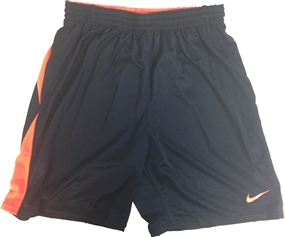 Nike Trequartista Soccer Shorts (Black/Total Crimson)