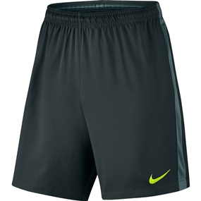 Nike Dry Squad Soccer Short (Seaweed/Hasta/Volt)