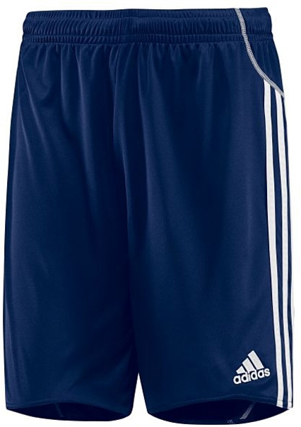 $19.79 - Adidas Youth Equipo Soccer Shorts (Navy/White ...