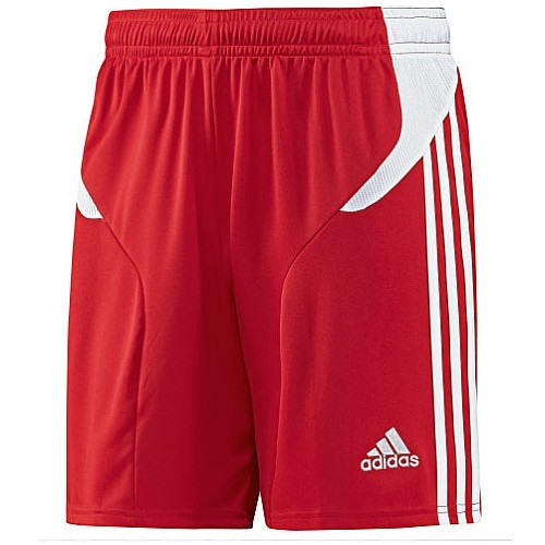 cbeddff36ea6d Adidas Youth Campeon 11 Soccer Shorts (Red/White)