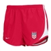 Nike Girl's USWNT Tempo Shorts (University Red)