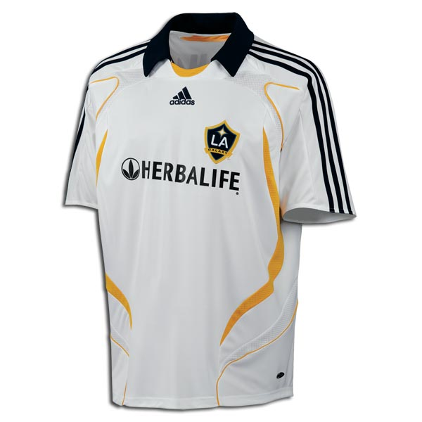 huge selection of f3b5e 78795 Adidas LA Galaxy Youth Replica 2007 Home Jersey