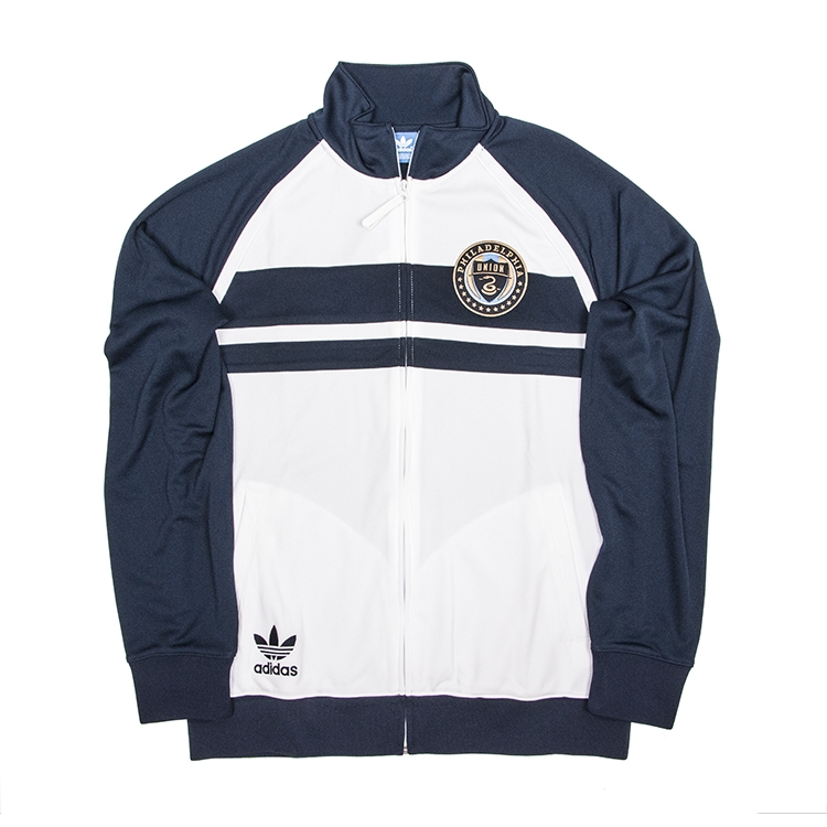 1efd49f303da  79.99 - Adidas MLS Philadelphia Union Originals Track Jacket (Navy White)