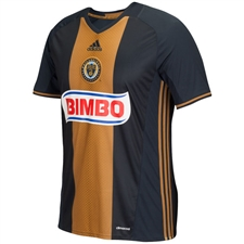 Adidas MLS Philadelphia Union 2016-17 Primary Replica Soccer Jersey