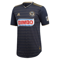 Adidas MLS Philadelphia Union 2018 Primary Authentic Jersey (Navy)