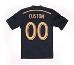 Adidas MLS Philadelphia Union 'CUSTOM' 2014-2015 Home Replica Soccer Jersey