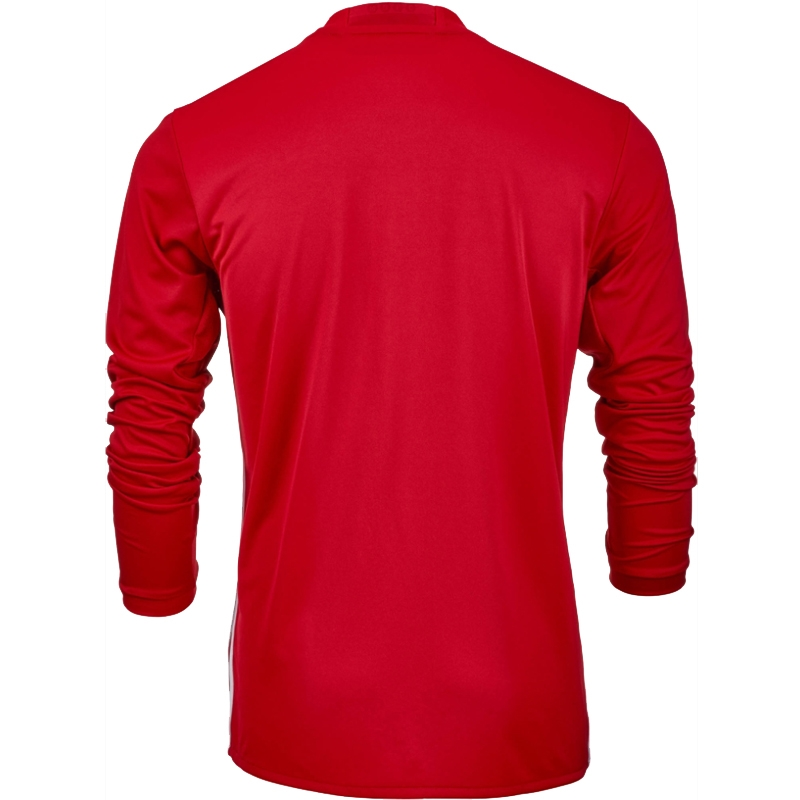 adidas manchester united home 16 17 long sleeve soccer jersey