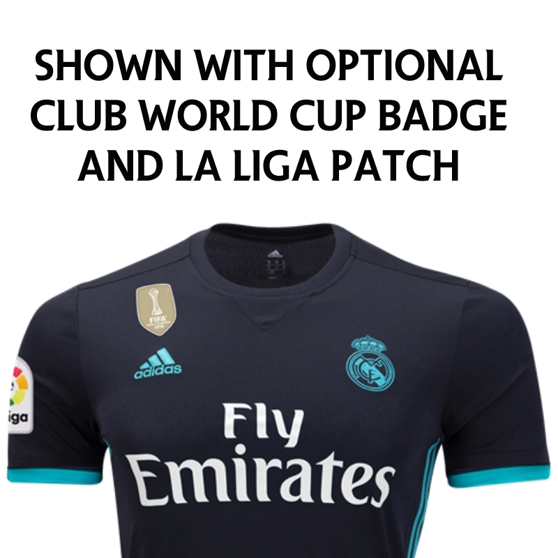 5fd5cce26 ... new zealand adidas real madrid ronaldo 7 away 17 18 soccer jersey cfb3f  6eff2
