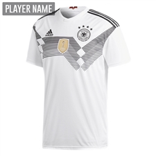 Adidas Germany Home Jersey '18-'19 (White/Black)