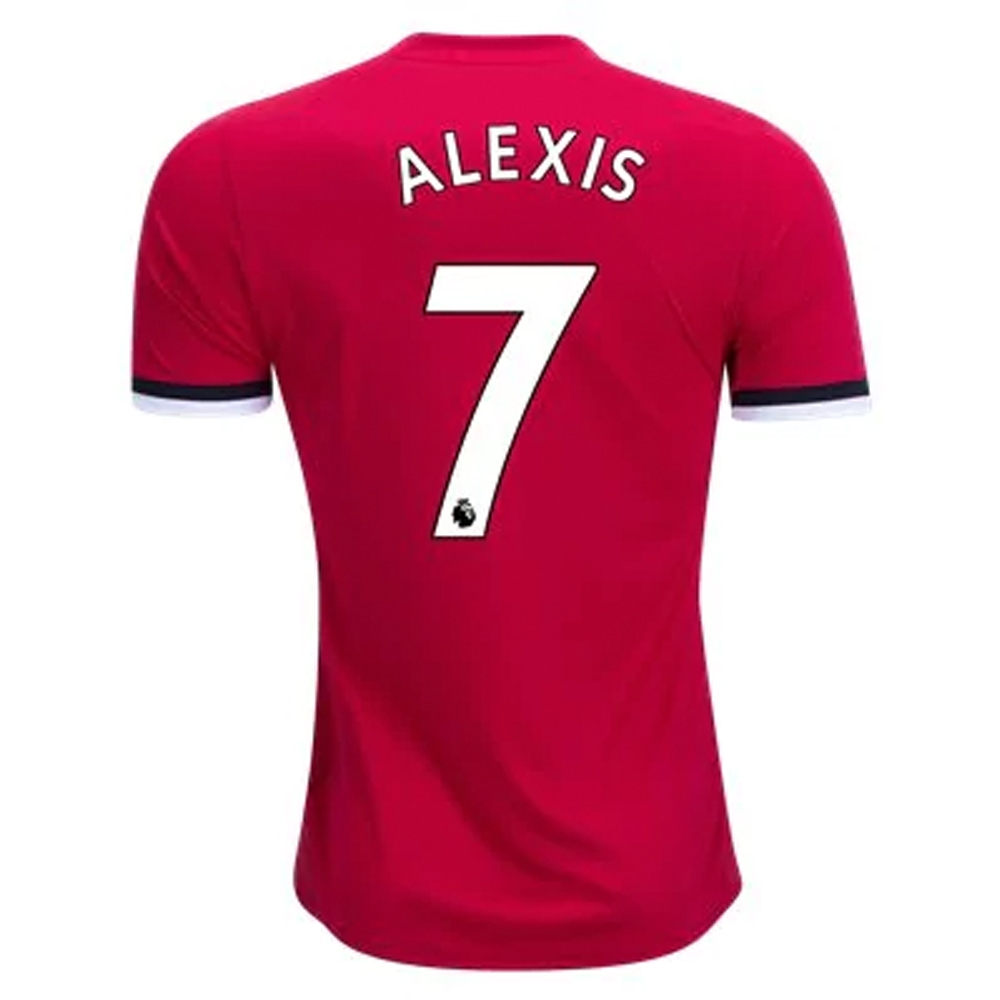 25af13a198a ... Adidas Manchester United  ALEXIS 7  Home  17- 18 Soccer Jersey ( · Adidas  Manchester United Youth   ...