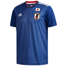 Adidas Japan Home Jersey '18-'19 (Night Blue/White)