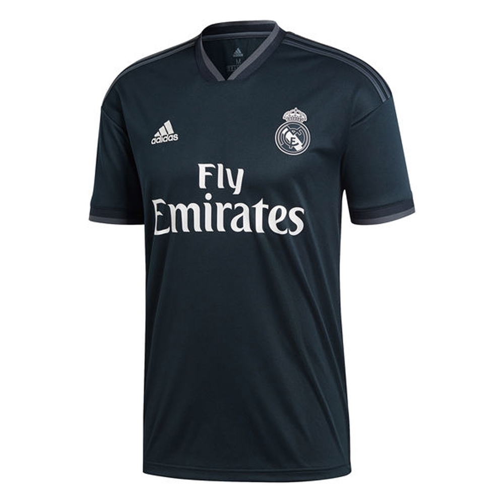 d83bb6d166c Adidas Real Madrid  MARCELO 12  Away Authentic Jersey  18- 19 (Tech ...