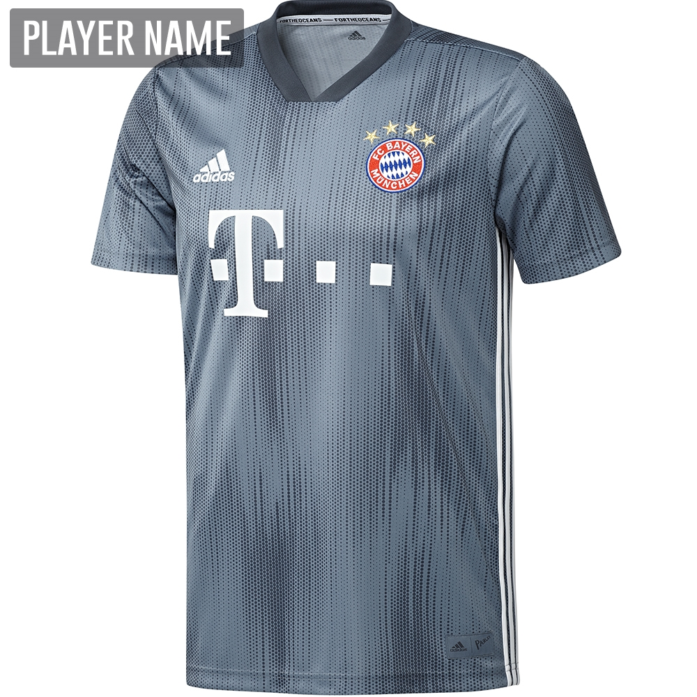classic fit fc541 cff49 italy bayern munchen 15 16 home full kit personalized name ...