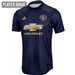 Adidas Manchester United Third Authentic Jersey '18-'19 (Collegiate Navy/Night Navy/Matte Gold)