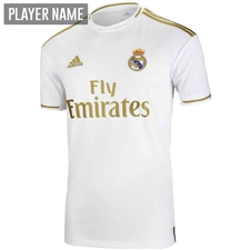 Adidas Real Madrid Home Jersey '19-'20 (White)