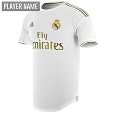 Adidas Real Madrid Home Authentic Jersey '19-'20 (White)