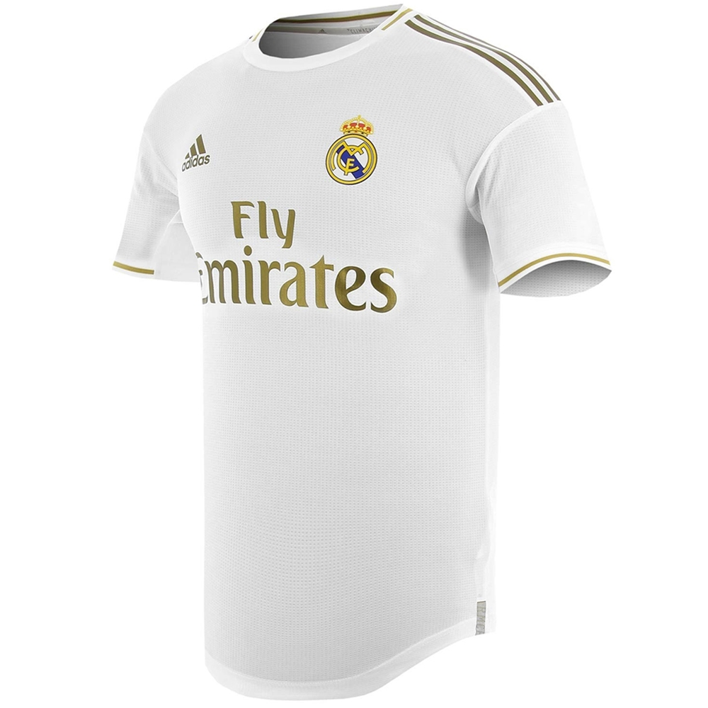 huge discount 6f94f bcaaa Adidas Real Madrid 'SERGIO RAMOS 4' Home Authentic Jersey '19-'20 (White)