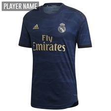 Adidas Real Madrid Away Authentic Jersey '19-'20 (Night Indigo)
